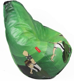 ORKA XL Bean Bag  Cover (Without Filling)