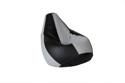 Comfy Bean Bags XXL Teardrop Bean Bag  With Bean Filling available at Flipkart for Rs.1699