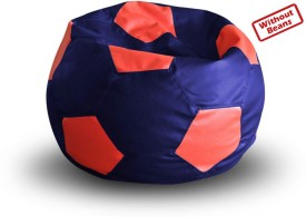 Style Homez XXL Football Teardrop Bean Bag  Cover (Without Filling)