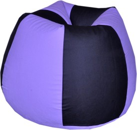 Comfy Bean Bags XL Bean Bag  With Bean Filling