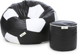 Can Bean Bag XXL Bean Bag  Cover (Without Filling)