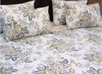 R home Cotton Double Bed Cover