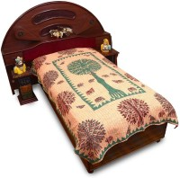 Indigocart Cotton Single Bed Cover