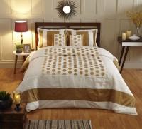 Stoa Paris Silk Double Bed Cover Multicolor - BCVEARZFZYX7VVRV