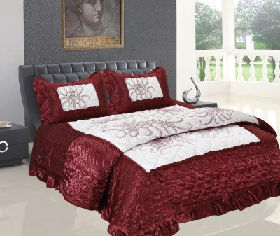 Banarsidas Satin Bedding Set