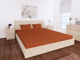 Dreams Cotton Plain Single Bedsheet