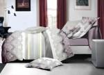 YNA Polycotton Paisley King sized Double Bedsheet