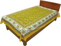 Fab Rajasthan Unique Arts Cotton Printed Single Bedsheet 1 Bedsheet, Multicolor - BDSE7UYQGPJGTGFA