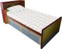 The Kids Decor Print Giraffe Flat Single Bedsheet