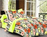 Story @ Home Story @ Home Cotton Striped Single Bedsheet