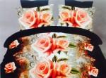 YNA Polycotton Floral King Bedsheet