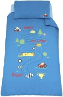 Mothercare Mothercare Race Track Single Kids Fitted Single Bedsheet