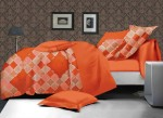 YNA Polycotton Abstract Extra Large Bedsheet
