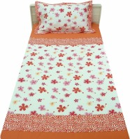 Aiva Little Pipal Coral Hawaii Kids Flat Single Bedsheet