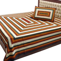 Little India Cotton Double Bed Cover