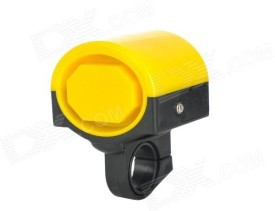 CycleX 360 Degree Rotation Electronic Horn for Bicycle Bell