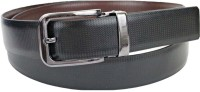 Saugat Traders Men Casual, Evening/Party, Formal, Semi-formal Black, Brown Reversible Belt Black, Brown