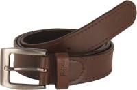 Flyer Men Casual Brown Genuine Leather Belt OO2