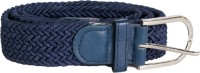 Caricature Clothing Men Casual Blue Synthetic Belt Blue02