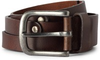 Van Heusen Men Brown Artificial Leather Belt Brown - BELED9HZXSX52ZQN