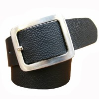 Winsome Deal Men Formal Genuine Leather Reversible Belt: Belt