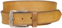 Swastika Men Casual Brown Genuine Leather Belt Black 011