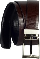 Magiq Men Casual, Formal Black, Brown Artificial Leather Reversible Belt Black, Brown