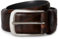 Van Heusen Men Brown Genuine Leather Belt Brown - BELEE964JEHSQADZ