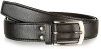 Allura Women Evening/Party, Casual, Semi-formal Black Synthetic Belt (Black)