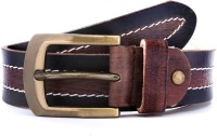 WildHorn Men Casual Multicolor Genuine Leather Belt Black, Brown