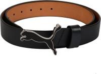 Puma Men Casual Black Synthetic Belt Black