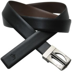 Sondagar Arts Belt - Black & Brown - BELDWANAFKZ6KJHH
