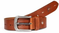 Red Chief Men Casual Brown Genuine Leather Belt A80073 Brown