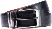 Batuva Men Formal Black, Brown Genuine Leather Reversible Belt Black, Brown
