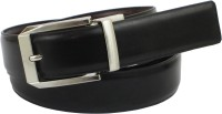 ABHINAVS Men Formal, Party Black, Brown Genuine Leather Reversible Belt Brown, Brown