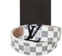 Shopping Bebo Men Multicolor Genuine Leather Belt Multicolor