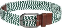 Puma Men, Women Casual Green Synthetic Belt Green