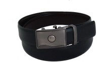 SFA Men Formal Black Artificial Leather Reversible Belt Black And Brown Code367