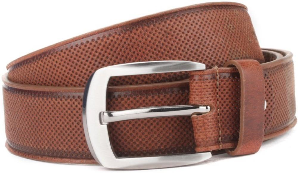 Get best deal for V.Dot by Van Heusen Men Belt at Compare Hatke