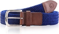 Covo Men Casual Blue Synthetic Belt Blue
