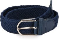 Tiekart Women Casual Blue Synthetic Belt Blue