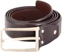 Park Avenue Men Brown Genuine Leather Belt Brown