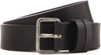 United Colors Of Benetton Men Brown Genuine Leather Belt 90R