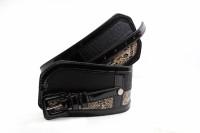 Just Women Women Casual Beige Genuine Leather Belt Beige-58