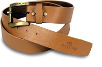 Victoria Secret Men Brown Artificial Leather Belt Light Brown