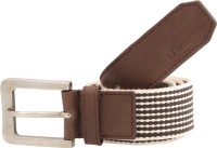 TZaro Belt - White And Brown