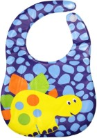 CHHOTE JANAB WATERPROOF FEEDING BIB (MULTI)