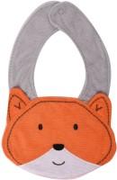 Baby Bucket Carter's Bib Bear (Orange)