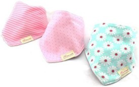 Mavogel Bibs with Snaps for Babies and Toddlers