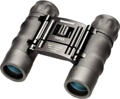 Buy Tasco Essentials 10x25 FRP Compact (Clam) Binoculars: Binocular